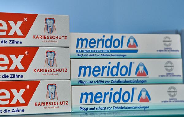 Preiswerte Mundhygieneartikel